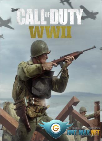 Call of Duty: WW 2 Русификатор + Crack (2017/Профессиональный/Текст + Звук)