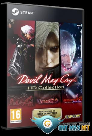 Devil May Cry HD Collection v.1.0u1 (2018/RUS/ENG/RePack от xatab)