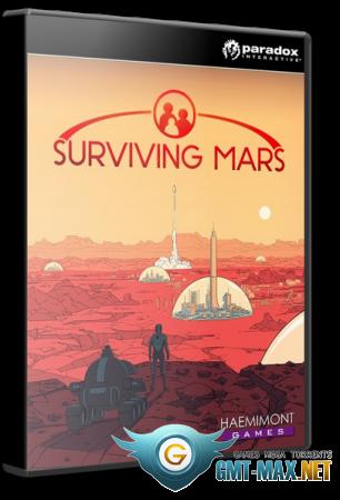 Surviving Mars: Digital Deluxe Edition v.1008107 + DLC (2018/RUS/ENG/GOG)