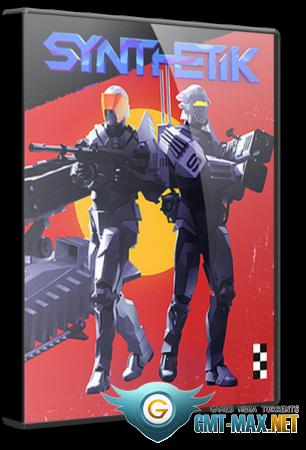 Synthetik: Legion Rising v.26 + DLC (2018/RUS/ENG/GOG)