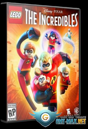 LEGO The Incredibles + DLC (2018/RUS/ENG/RePack от R.G. Механики)