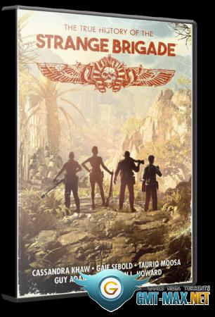 Strange Brigade (2018/RUS/ENG/RePack от xatab)