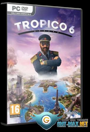 Tropico 6 El Prez Edition v.1.13 (303) + DLC (2019/RUS/ENG/RePack)