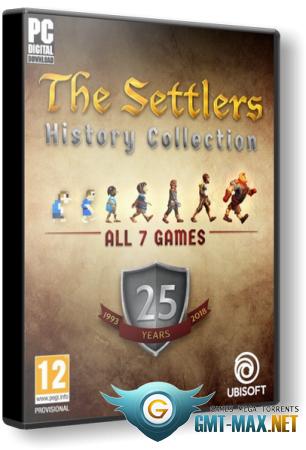 The Settlers: History Collection (2018/RUS/ENG/Пиратка)