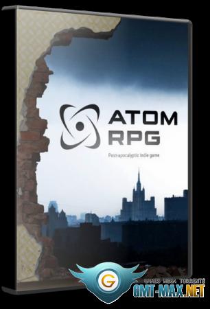 ATOM RPG: Post-apocalyptic indie game v.1.179 + DLC (2018/RUS/ENG/RePack)