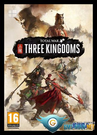 Total War: THREE KINGDOMS Crack (2019/RUS/ENG/Crack by CODEX)