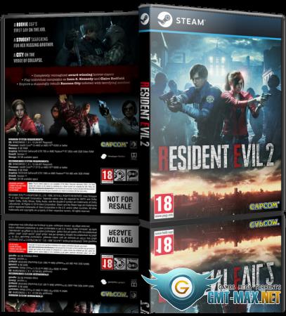 RESIDENT EVIL 2 / BIOHAZARD RE:2 Deluxe Edition v.1.05u6 + DLC (2019/RUS/ENG/RePack от xatab)