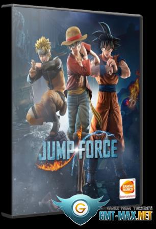 JUMP FORCE Ultimate Edition v.2.05 + DLC (2019/RUS/ENG/RePack от xatab)
