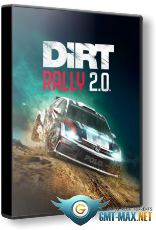 DiRT Rally 2.0 Deluxe Edition v.1.17.0 + DLC (2019/ENG/RePack от xatab)