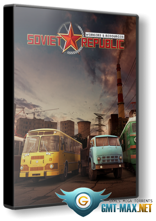 Workers & Resources: Soviet Republic v.0.8.3.20 (2019/RUS/ENG/RePack от xatab)
