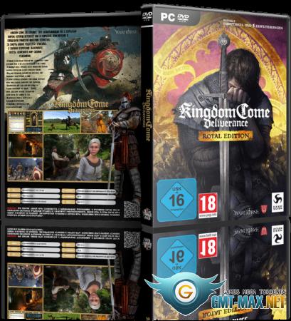 Kingdom Come: Deliverance v.1.9.6-404-504u + DLC (2018/RUS/ENG/RePack от xatab)