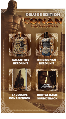 Conan Unconquered Deluxe Edition (2019/RUS/ENG/RePack от xatab)