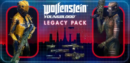 Wolfenstein: Youngblood Deluxe Edition (2019/RUS/ENG/Лицензия)