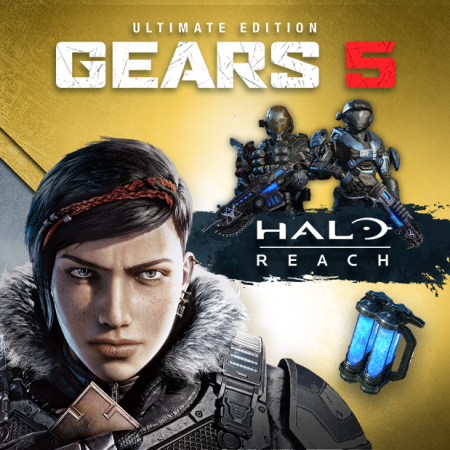 Gears 5 Ultimate Edition v.1.1.97.0 + DLC (2019/RUS/ENG/Лицензия)