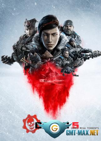 Gears 5 Crack (2019/RUS/ENG/Crack by GreenLuma)