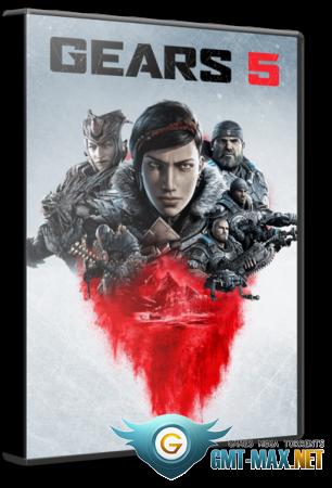 Gears 5 Ultimate Edition v.1.1.97.0 + DLC (2019/RUS/ENG/RePack от xatab)