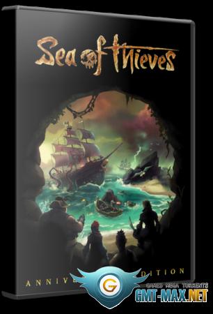 Sea of Thieves: Anniversary Edition (2019/RUS/ENG/Пиратка)