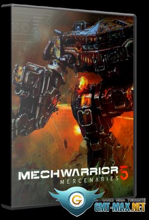 MechWarrior 5 Mercenaries Heroes of the Inner Sphere (2021/RUS/ENG/Пиратка)