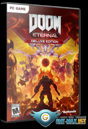 DOOM Eternal Deluxe Edition build 7241573 + DLC (2020/RUS/ENG/Пиратка)
