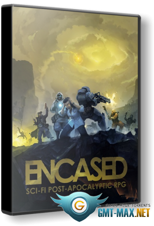 Encased: A Sci-Fi Post-Apocalyptic RPG + DLC (2021/RUS/ENG/RePack)