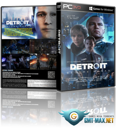 Detroit: Become Human на ПК / PC (2019/RUS/ENG/RePack от xatab)