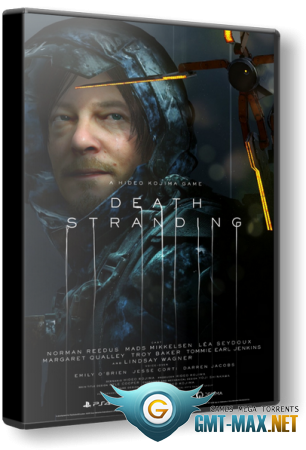 Death Stranding на ПК / PC v.1.05 + DLC (2020/RUS/ENG/Лицензия)