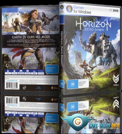 Horizon Zero Dawn Complete Edition v.1.0.10.5 + DLC (2020/RUS/ENG/RePack от xatab)