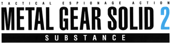 METAL GEAR SOLID 2 SUBSTANCE (2020/ENG/GOG)