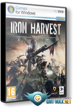 Iron Harvest Deluxe Edition (2020/RUS/ENG/RePack от xatab)