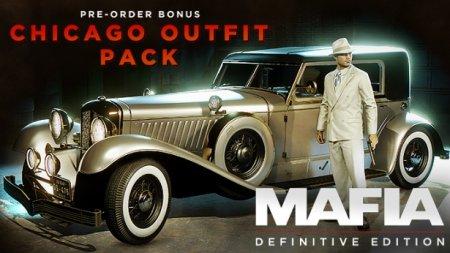 Mafia Definitive Edition Remake + DLC (2020/RUS/ENG/Пиратка)
