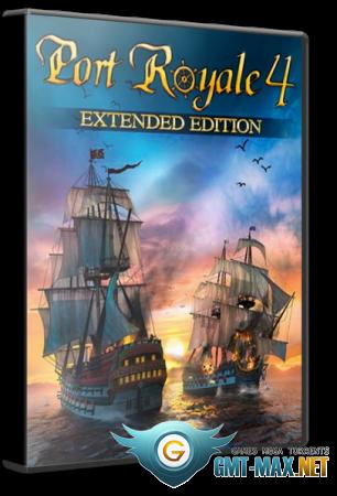 Port Royale 4 Extended Edition v.1.2.1.16906 + DLC (2020/RUS/ENG/Лицензия)