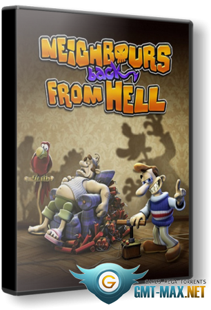 Neighbours Back From Hell v.1.2 (2020/RUS/ENG/GOG)