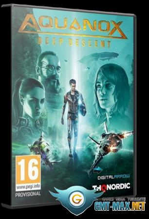 Aquanox: Deep Descent Collector's Edition v.1.5 + DLC (2020/RUS/ENG/GOG)