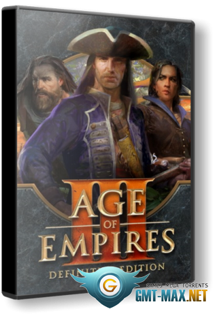 Age of Empires III: Definitive Edition (2020/RUS/ENG/RePack от xatab)