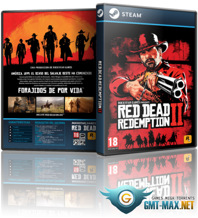 Red Dead Redemption 2 на ПК / PC (2019/RUS/ENG/RePack от xatab)