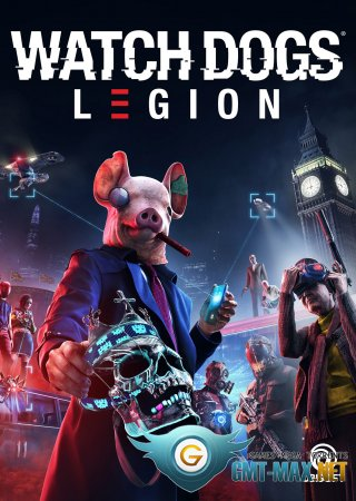Watch Dogs: Legion Ultimate Edition Crack (2020/RUS/ENG/Crack by CPY-CODEX)