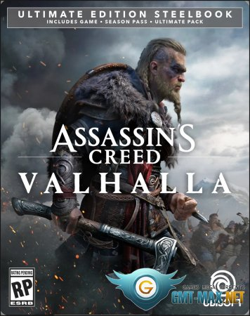 Assassin's Creed Valhalla Crack (2020/RUS/ENG/Crack by EMPRESS)