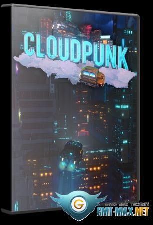 Cloudpunk (2020/RUS/ENG/RePack)