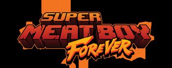 Super Meat Boy Forever (2020/RUS/ENG/Лицензия)