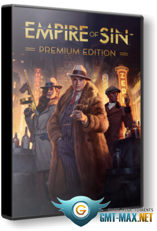 Empire of Sin: Deluxe Edition v.1.05 + DLC (2020/RUS/ENG/Steam-Rip)