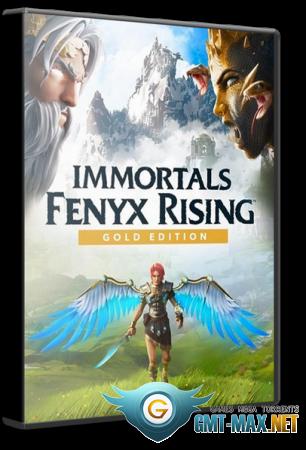 Immortals Fenyx Rising Gold Edition (2020/RUS/ENG/RePack от R.G. Механики)