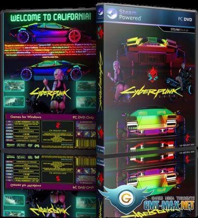 Cyberpunk 2077 v.1.23 (2020/RUS/ENG/GOG-Rip)