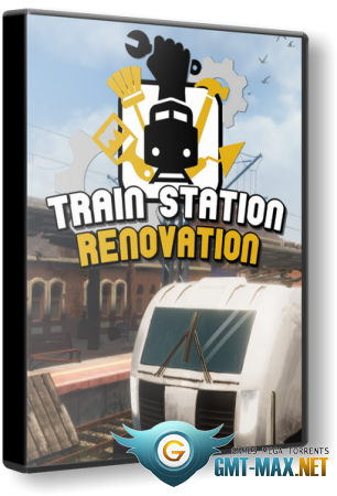 Train Station Renovation (2020/RUS/ENG/RePack от xatab)
