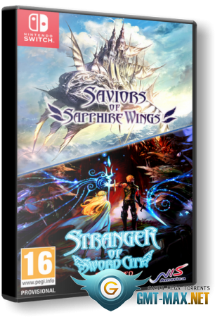 Saviors of Sapphire Wings / Stranger of Sword City Revisited (2021/ENG/Лицензия)