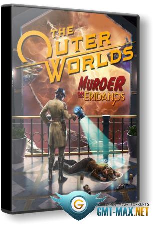 The Outer Worlds: Murder on Eridanos (2021/RUS/ENG/GOG)