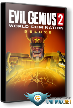 Evil Genius 2: World Domination Deluxe Edition (2021/RUS/ENG/Steam-Rip)