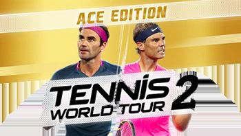 Tennis World Tour 2 Ace Edition (2021/RUS/ENG/Лицензия)