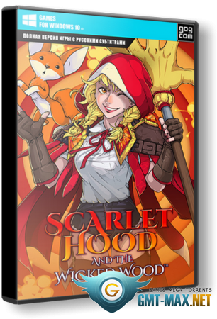 Scarlet Hood and the Wicked Wood (2021/RUS/ENG/GOG)