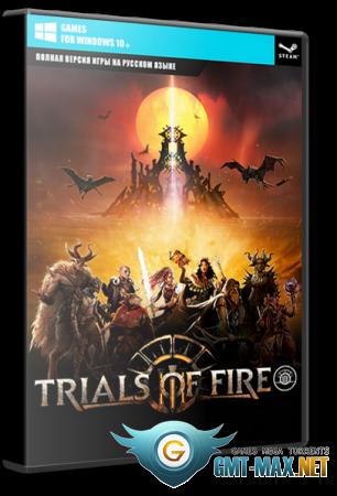 Trials of Fire (2021/RUS/ENG/Лицензия)