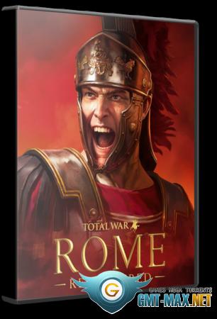 Total War: Rome Remastered v.2.0.1 + DLC (2021/RUS/ENG/Лицензия)